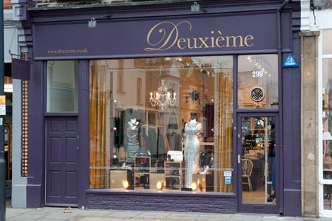 deux shop front